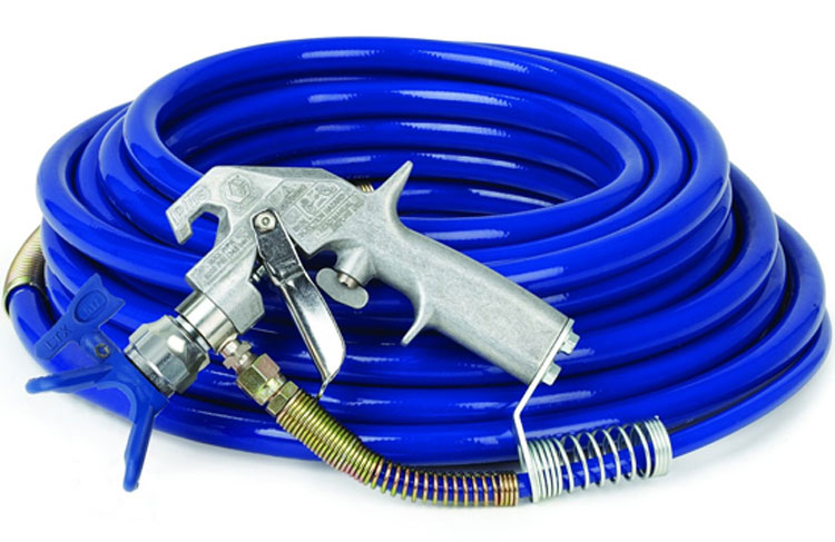 hydraulic hose paint spray hose
